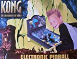Kong the 8th Wonder of the World電子Tabletop Pinball Game