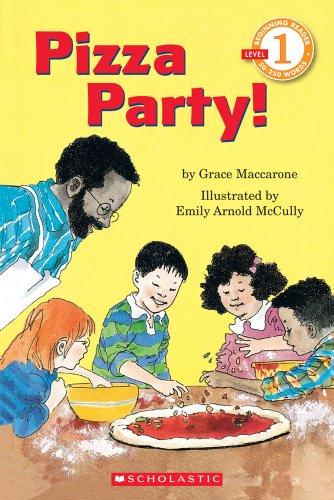 Pizza Party (Hello, Reader, Level 1, Preschool-Grade 1)の詳細を見る