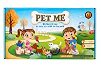 Logic Roots PET ME Multiplication and Division Game Stem Toy for Boys and Girls [並行輸入品]