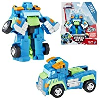Transformers Rescue Bots再スキャンHoist the tow-bot