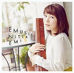 新田恵海「EMUSIC」のジャケット画像