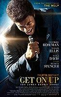 Get On Up 映画ポスター 27 x 40 スタイル A 2014 フレームなし