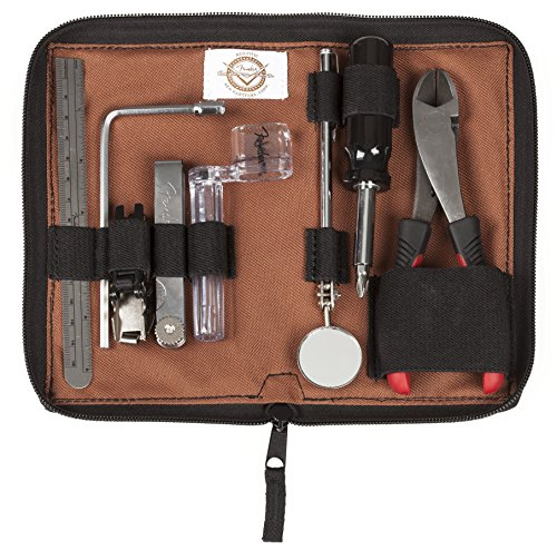 Fender フェンダー メンテナンスグッズ CUSTOM SHOP ACOUSTIC TOOL KIT BY CRUZTOOLS