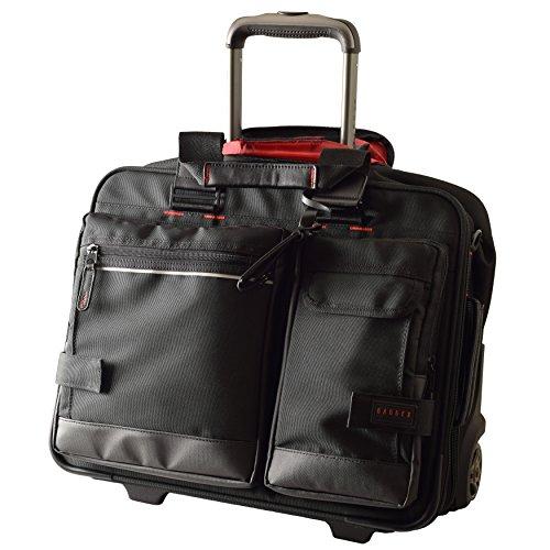 (バジェックス )BAGGEX ビジネスキャリーバッグ 機内持ち込サイズ A3 横型 23-5580