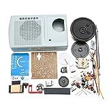 ランフィー DIY?ZX2051タイプ IC FM AMラジオキット Electroinc Learning Kit