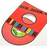 ◆手品?マジック◆色変わりレコード◆K1115