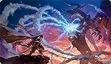 マジック:ザ・ギャザリング プレイヤーズラバーマット 『基本セット2019』 アジャニ最後の抵抗 (MTGM-008)