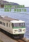 【前面展望】特急踊り子185系 我孫子→伊豆急下田[DVD]
