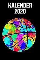 Kalender 2020: Jahresplaner Basketball Point Guard Power Forward. Perfekter Terminkalender fuer deine Basketball Mannschaft fuer 2020 / 6x9 Zoll 120 Seiten / Terminkalender