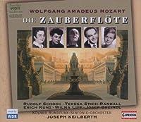 モーツァルト:歌劇「魔笛」(1954)