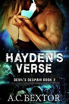 Hayden's Verse (Devil's Despair Book 2) by [Bextor, A.C.]