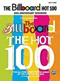 The Billboard Hot 100 50th Anniversary Songbook: Easy Piano (Billboard Magazine)