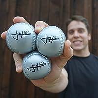 Josh Horton Beginner Juggling Ball Set - Perfect for beginner jugglers of all ages [並行輸入品]