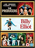 The Producers/Billy Elliott/Rent [DVD] by Nathan Lane