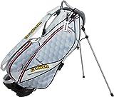 LOUDMOUTH ラウドマウス  LM-CB0003 9型 スタンドキャディバッグ GolfBall(067)