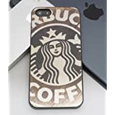 iPhone 5 & 5S ケース スターバックス海外限定品 STARBUCKS IP-88
