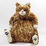 猫 ぬいぐるみ ムッシュ カドリー ( Cuddly )
