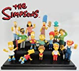 シンプソンズ ミニフィギュア 14個セット The Simpsons