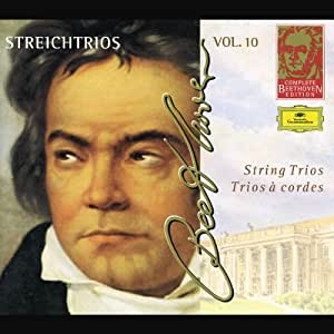 Beethoven;V.10 String Trio