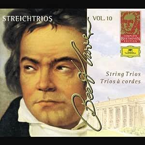 Beethoven;V.10 String Trio