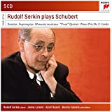 Schubert: Serkin Plays
