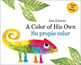 A Color of His Own: (Spanish-English bilingual edition) 画像