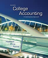 Loose Leaf College Accounting with Connect Plus