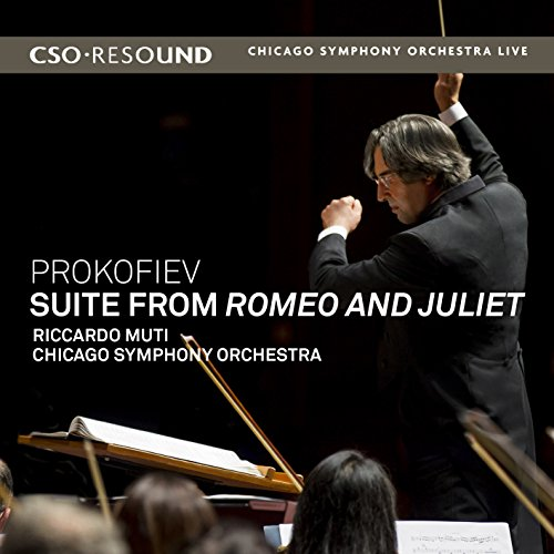 Prokofiev: Suite from Romeo & Juliet