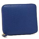 コムデギャルソン 財布 COMME des GARCONS SA2100LG LUXURY GROUP 二つ折り財布 BLUE [並行輸入品]