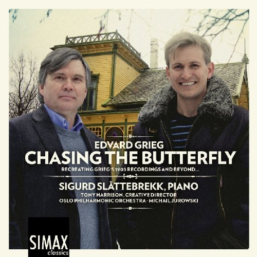 Chasing the Butterfly: Recreating Grieg's 1903 Recの詳細を見る