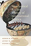 Neoclassical Realist Theory of International Politics 画像