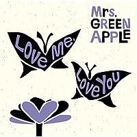 Love me, Love you(初回限定盤)(DVD付)