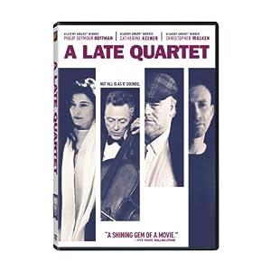 Late Quartet / [DVD] [Import]