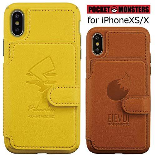 【カラー:ピカチュウ】iPhoneXS iPhoneX ポケ...