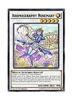 遊戯王 英語版 INOV-EN047 Aromaseraphy Rosemary アロマセラフィ-ローズマリー (レア) 1st Edition