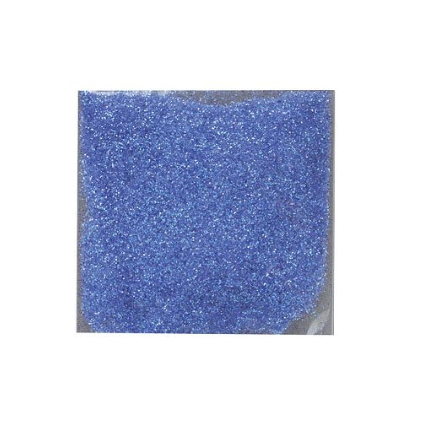 今日昨日仮説ピカエース ネイル用パウダー ラメカラーオーロラB 耐溶剤 S #537 ブルー 0.7g