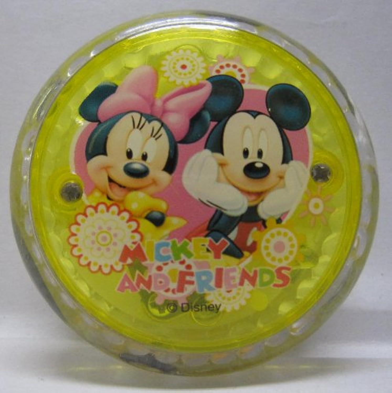 ミッキーマウス 光るヨーヨー イエロー