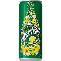 ペリエ レモン 炭酸水 330ml×24缶(正規輸入品)