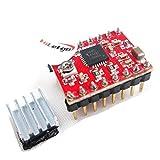 HiLetgo RepRap ステッピングモータドライバモジュール A4988 3Dプリンター [並行輸入品]