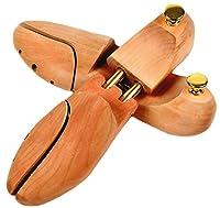 【アウトレット品】 (アールアンドケイズカンパニー) R&K's Company 木製 シューキーパー (シューツリー) S558 ((24.5-25.5cm))