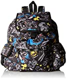 LeSportsac リュック LeSportsac Women's X Peanuts Voyager Backpack Chalkboard Snoopy [並行輸入品]