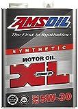 AMSOIL(アムズオイル) エンジンオイル XL SERIES [ 5W-30 ] 【API:SM】 全合成油 【容量: 4L】 XLF-04