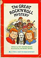 The Great Rock 'N' Roll Mystery (Easy to Read Mysteries)