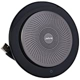 Jabra Speak 710 UC Wireless Bluetooth Speaker for Softphone and Mobile Phone – Easy Setup, Portable Speaker for Holding Meetings Anywhere with Immersive Sound, UC Optimized