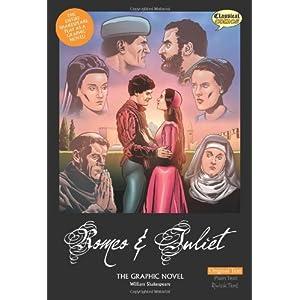 Romeo and Juliet: The Graphic Novel Original Text (Classical Comics)