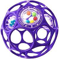 O'ball オーボール ラトル パープル (11484-02) by Kids II