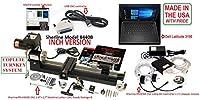 Sherline 8440B 窓 3.5フィート x 17フィート インチ 旋盤 CNCシステム + USBコントローラー + パッケージ「B」 + Dell Latitudeノートパソコン