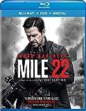 Mile 22 [Blu-ray +DVD リージョンA/1 ※日本語無し](輸入版)-マイル22-