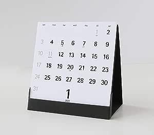 2021年度版 aru デザインカレンダー 卓上 DSG-07