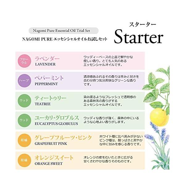 NAGOMI AROMA エッセンシャルオイル...の紹介画像2